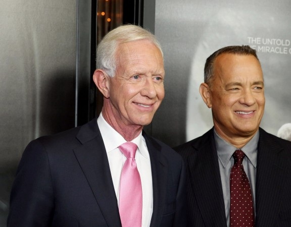 Chesley Sullenberger, Tom Hanks